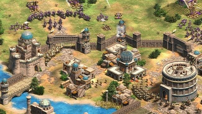 Age of Empires Civilization Like Game