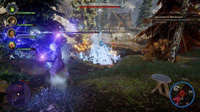 Dragon Age Inquisition Skyrim Like