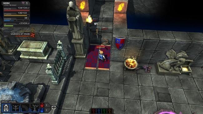Fight the Dragon Diablo Like Game
