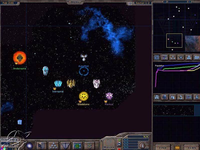 Galactic Civilizations 1