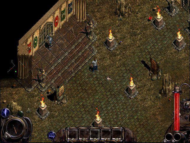 Nox RPG Gameplay