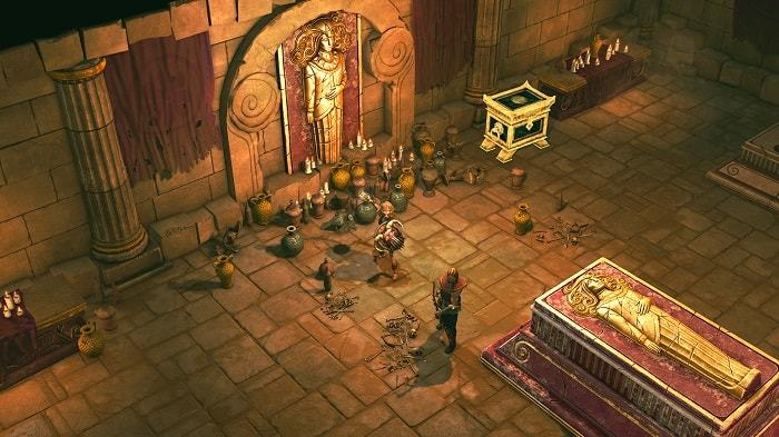Titan Quest Gameplay