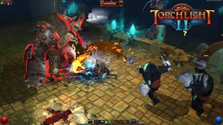 Torchlight 2 Diablo Like