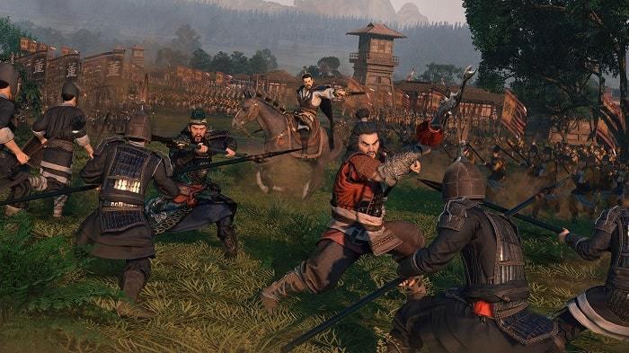 Total War Series Civilization Like