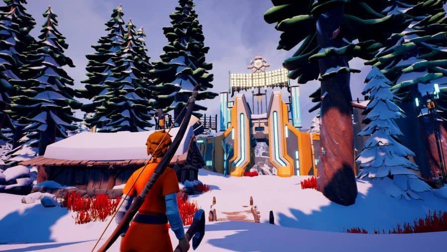 Darwin Project Games Like Fortnite