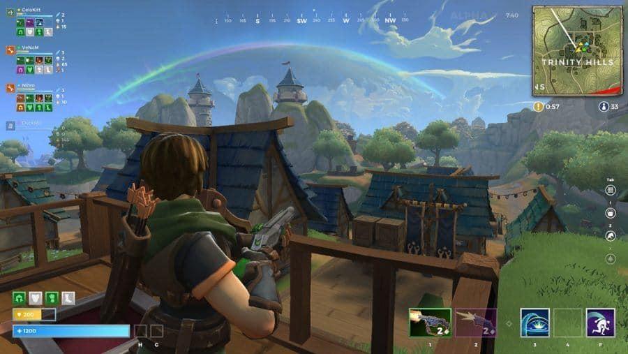Games Like Fortnite Realm Royale
