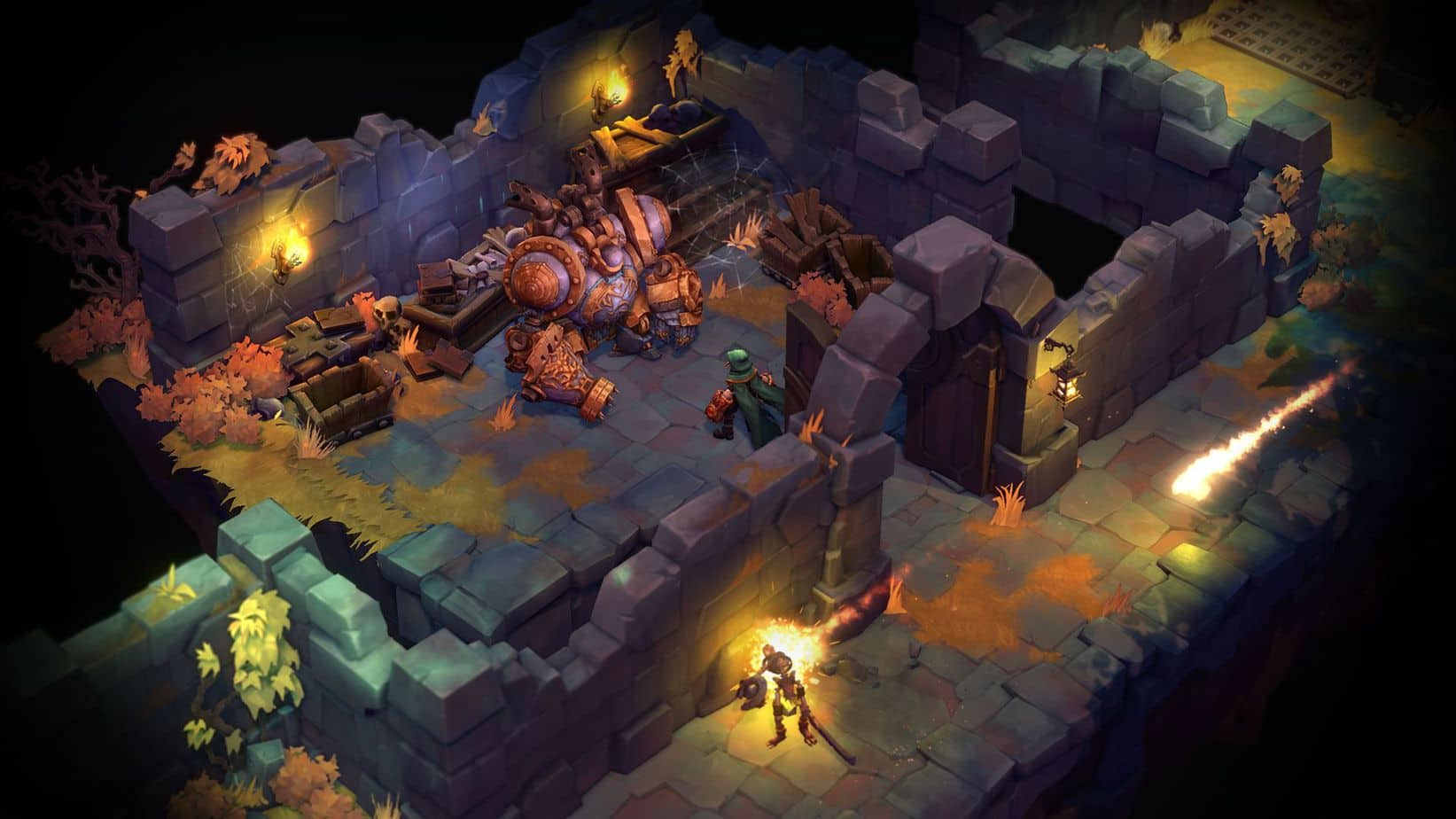 Battle Chasers Night War