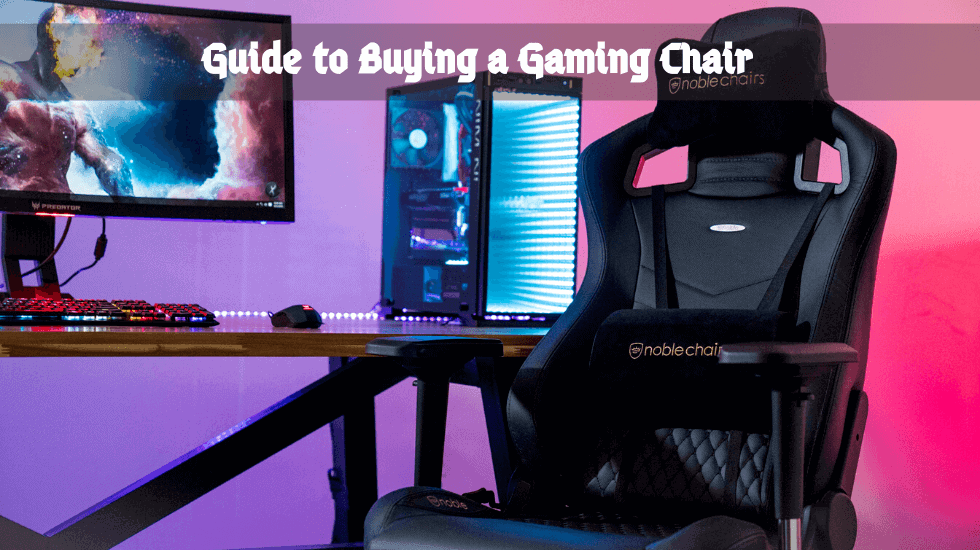 Guide to Buying a Gaming Chair