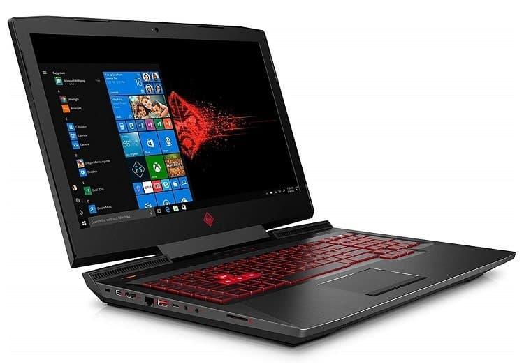 HP Omen 17t Gaming Laptop