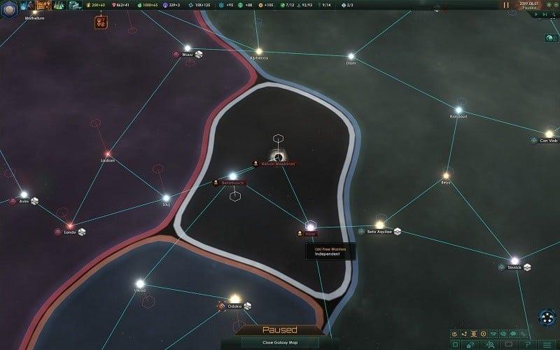 Stellaris Games Like Mount and Blade