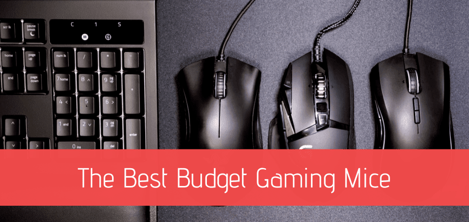 The Best Budget Gaming Mice – Top Recommendations!