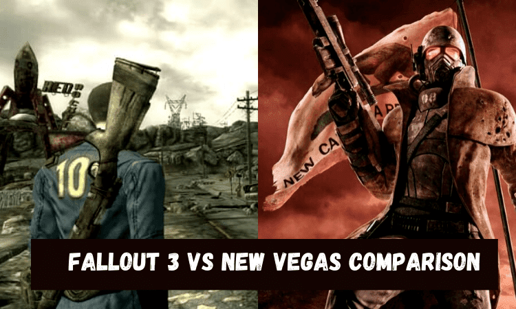 Fallout 3 vs New Vegas: Which Is Better?