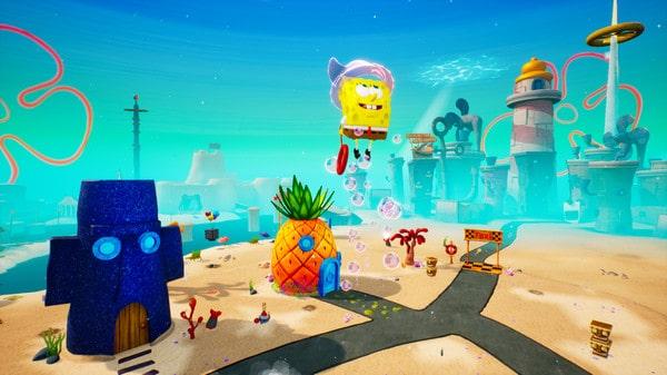 SpongeBob SquarePants bbb