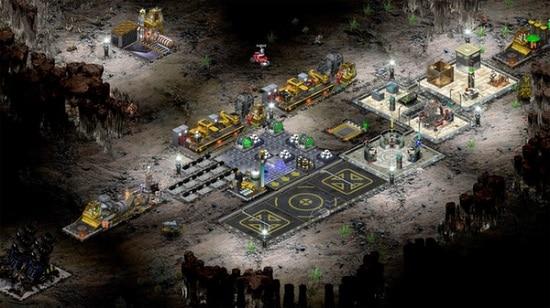 Space Colony Games like Rimworld