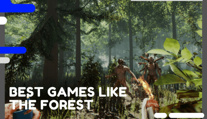 best games like the forest