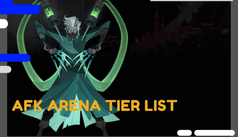 afk arena tier list