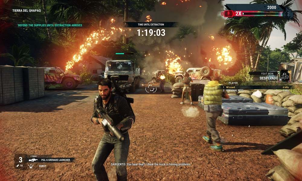 just cause game series