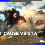just cause vs gta series