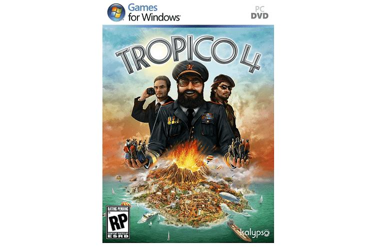 Tropico 4