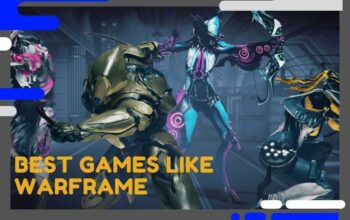 Best Games Like Warframe